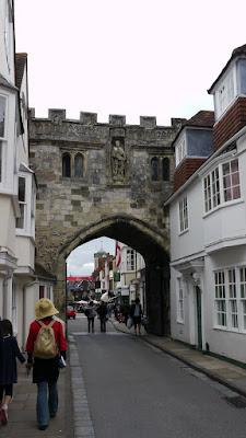 High Street Gate Salisbury, Wilts