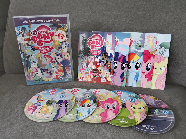 My Little Pony, Friendship is Magic complete season two, children DVD