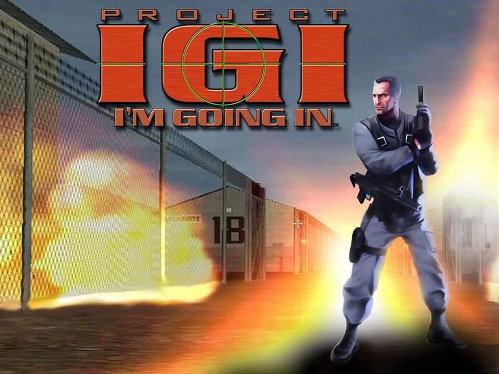Project IGI 1 Setup Free Download PC Game