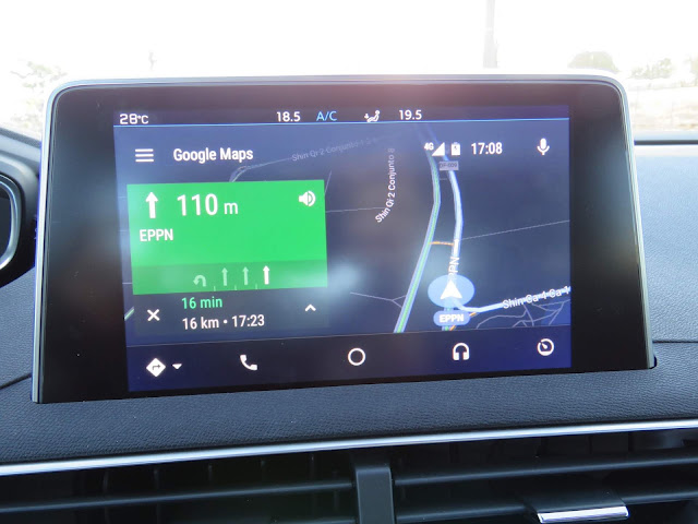Avaliação: Android Auto + app de navegação Waze - vídeo
