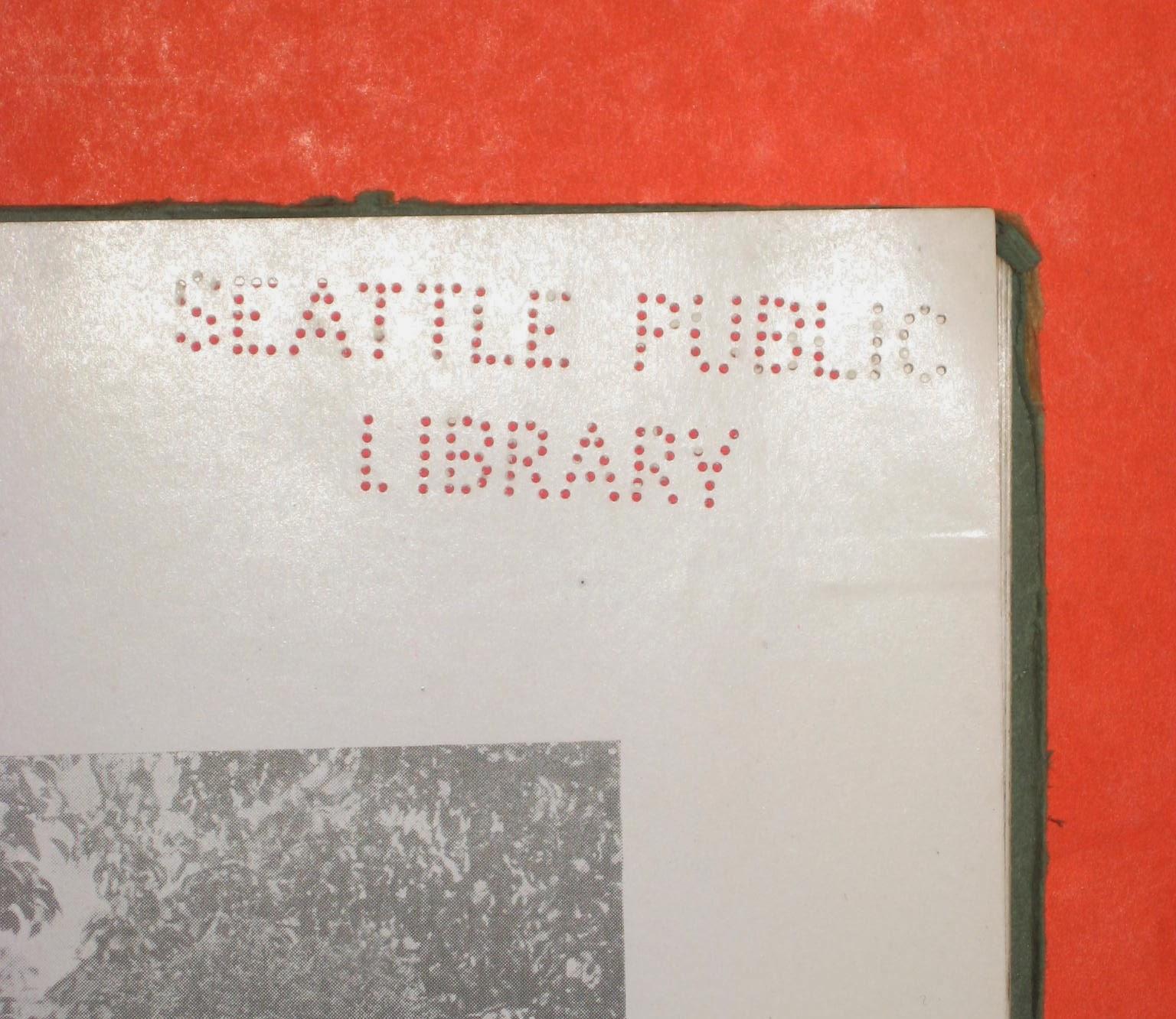 Pistil Blog: Library Bindings