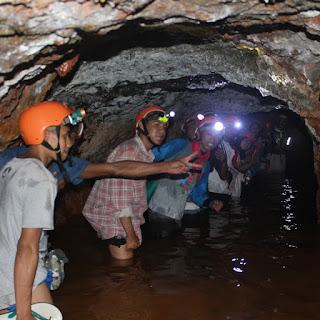 Open Pit Nam Sa Lu - Kelapa Kampit - Belitung Timur