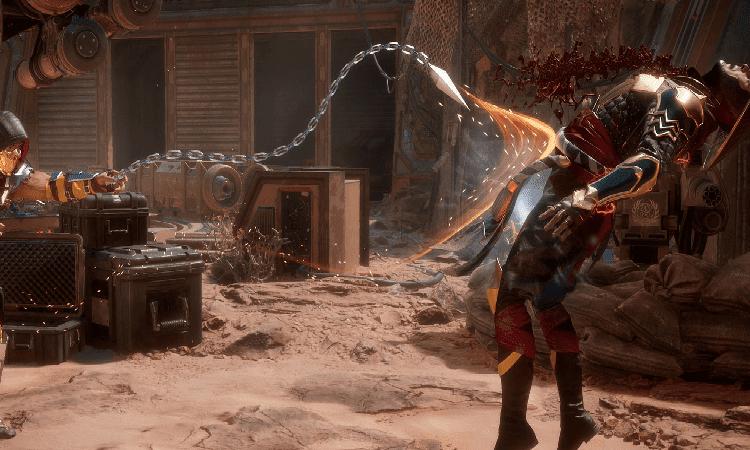 تحميل لعبة Mortal Kombat 11 مضغوطة