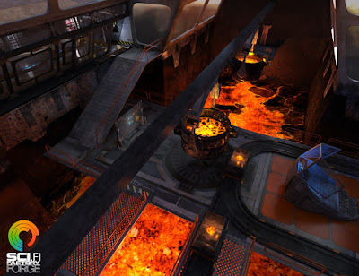 Sci-Fi Factory - Forge