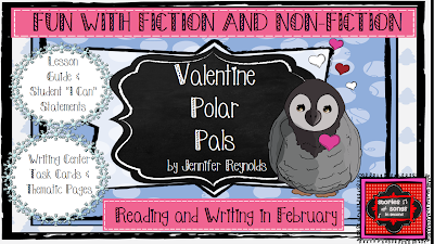 POLAR PAL FICTION AND NON-FICTION