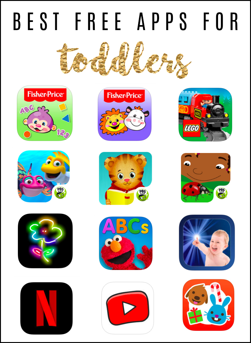 Best Free Apps for Toddlers