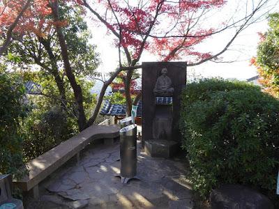 野崎観音・慈眼寺(じげんじ)の喫煙コーナー