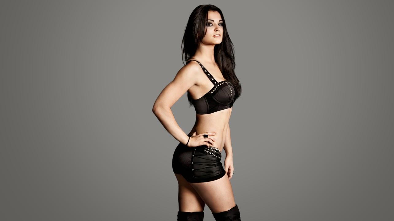 Wrestlerin Paige