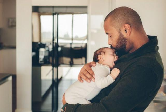 Bayi Mirip Ayah Cenderung Lebih Sehat dalam Keluarga Kurang Harmonis