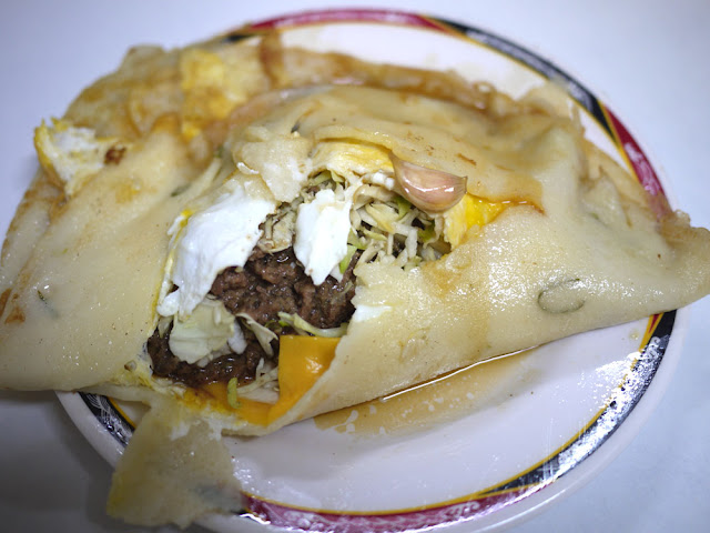 P1280434 - 食尚玩家報導過的東海無名蛋餅│有人喜歡,有人不喜歡