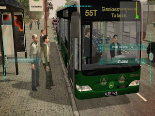 Bus Simulator 2012 PC Game Free Download