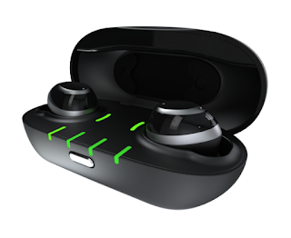 Nuheara Iqbuds Smart Wireless Earbuds
