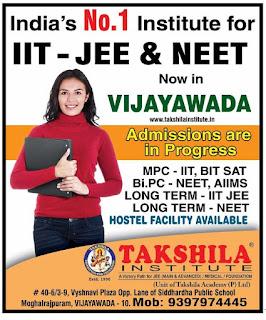 Takshila  IAS Institute Vijayawada
