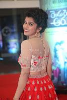 Mahima in beautiful Red Ghagra beigh transparent choli ~  Exclusive 036.JPG
