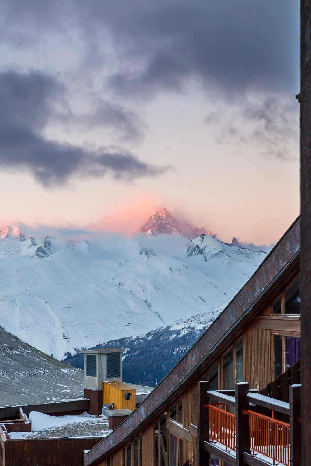 blog voyage montagne hiver