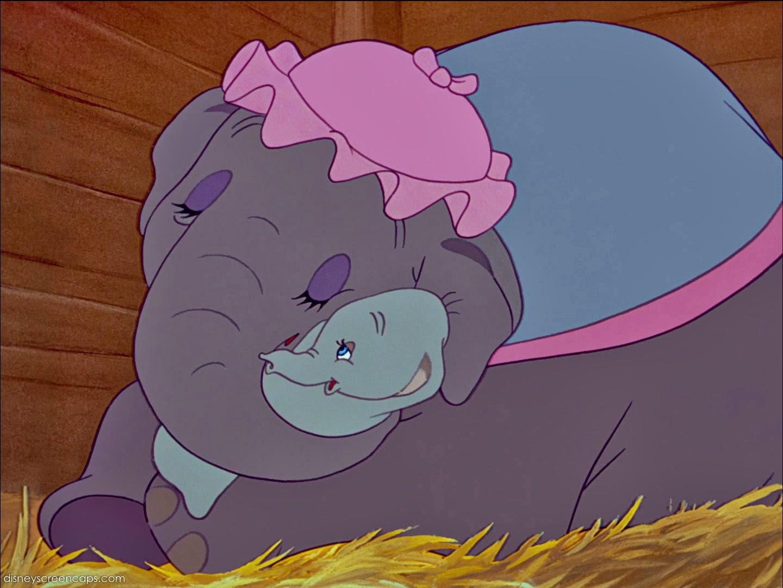 Signora Cicogna Dumbo Migliori Pagine Da Colorare
