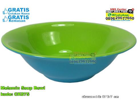 Melamin Soup Bowl
