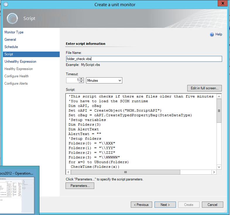 OPS&IT: SCOM scripting basics
