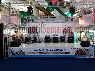 Launching Suzuki GSX-R 150 dan GSX-S 150 Semarang2