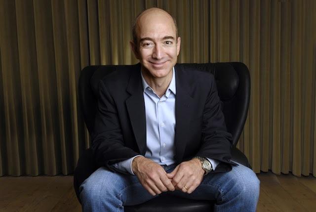 Dünyanın En Zengin Adamları - Jeff Bezos - Kurgu Gücü