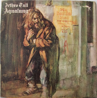 Jethro Tull Aqualung Record Album Cover
