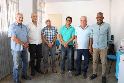 Transferência de Pirajuía, Mutá e Cações para Salinas pode ser sancionada até o dia 30 de abril.