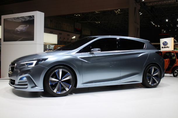 2020 Subaru Impreza specs