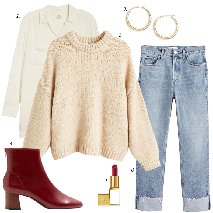 how to build fall wardrobe