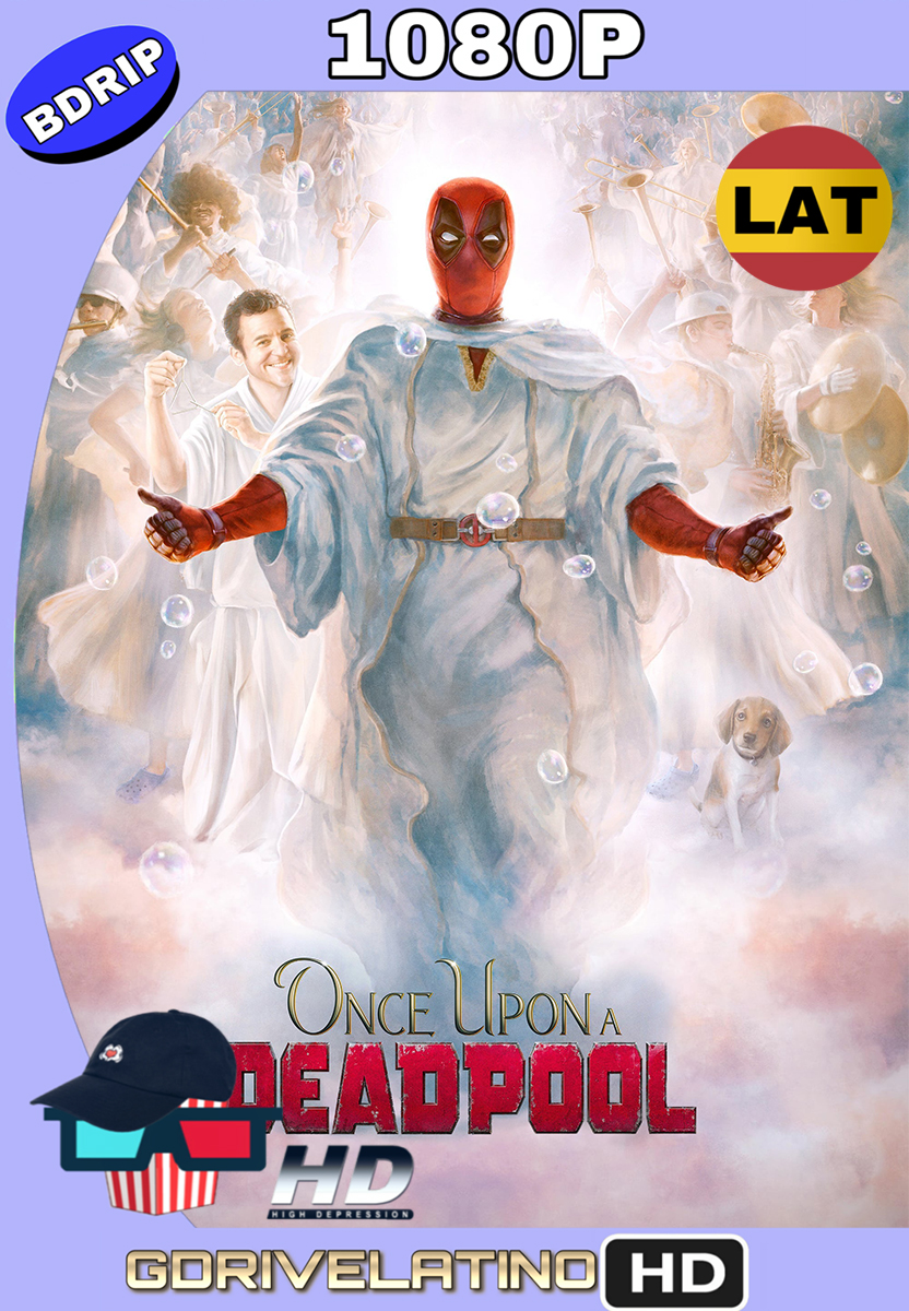 Había una vez un Deadpool (2018) BDRip 1080p (Latino-Inglés) MKV