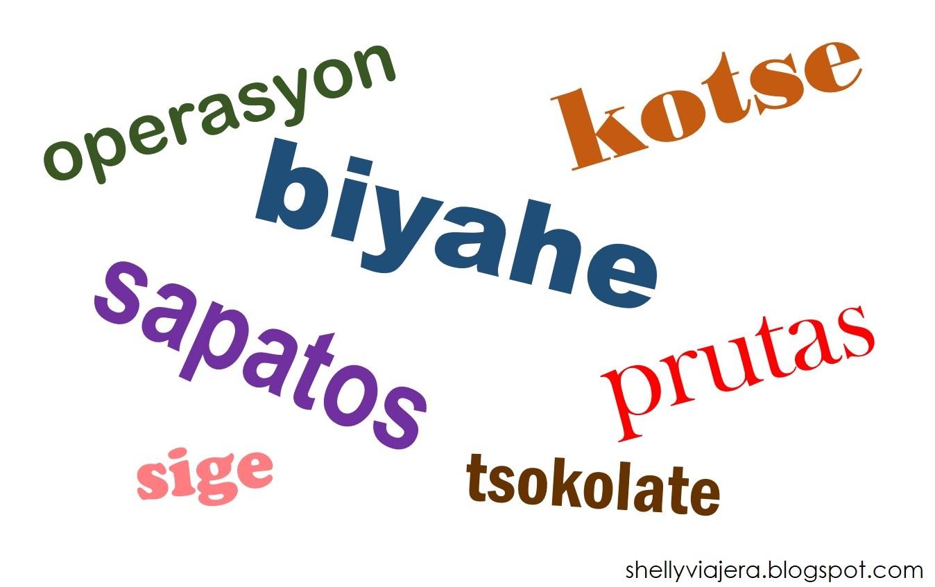 how to say filipino in spanish