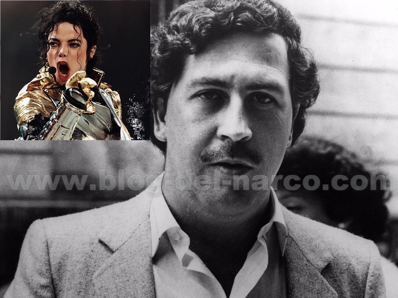 Pablo Escobar planeo secuestrar a Michael Jackson