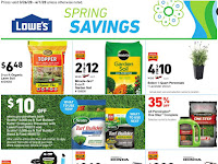 Lowes Weekly Sales Ad April 2 - 8, 2020
