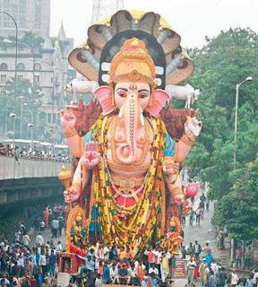 Khairatabad Ganesh Idol