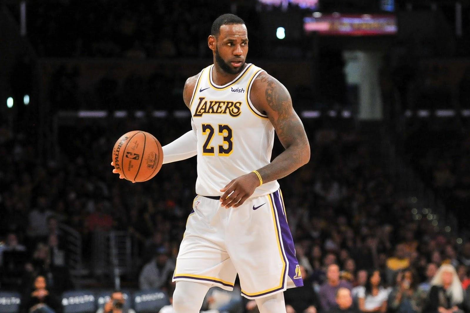 d24b770b85c7 Lakers Shut Down Lebron James For The Rest Of The Season - CLOUDNINE ...