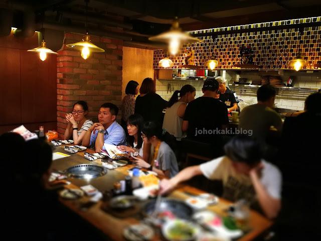 Kanpai-Yakiniku-Taipei-乾杯本店-台北