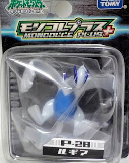 Lugia figure Tomy MC Plus series