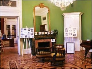 Sala wystawowa Ośrodka im. I.J.Paderewskiego