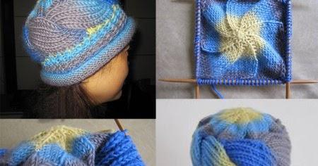 Knitting Hat - Free Pattern - Crochet Yarn Online