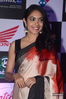 Ritu Varma Stills at Mirchi Music Awards 2016