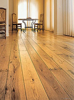 Delightful Home Solid Hardwood Flooring