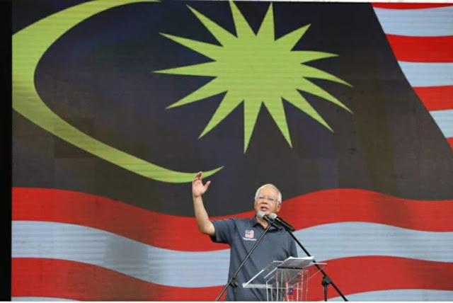 Kenapa Dan Mengapa Najib  Dibenci