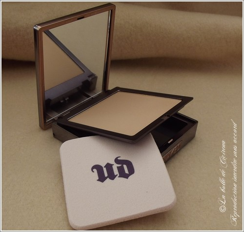 Poudre Compacte Ultra Définition Naked Skin, Naked Skin, blog beauté