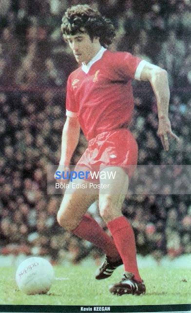 Poster Kevin Keegan (Liverpool)