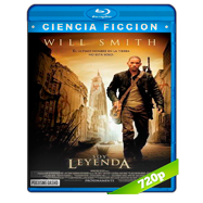 Soy leyenda (2007) BRRip 720p Audio Dual Latino-Ingles