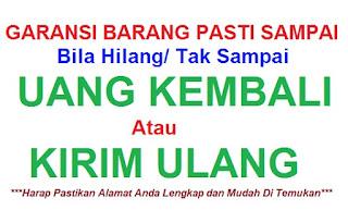 Garansi Uang Kembali / Kirim Ulang Produk http://caraalamimengobatii.blogspot.com/