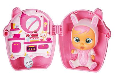BEBÉS LLORONES - Lágrimas Mágicas Muñeco Mini-bebé | Serie 1  Producto Oficial 2018 | IMC Toys 98442 | A partir de 3 años  COMPRAR ESTE JUGUETE