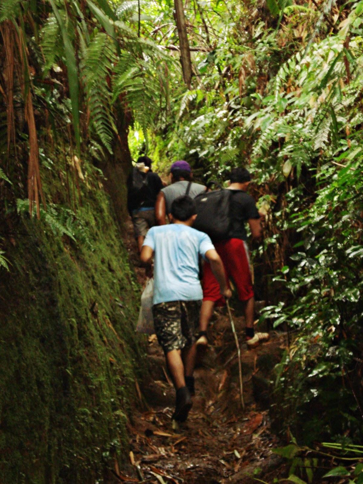 Gunung Talaga Bodas Garut Jawa Barat