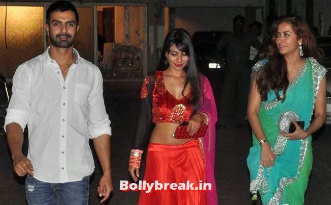 Ashmit Patel, Sohail Khan Diwali Bash