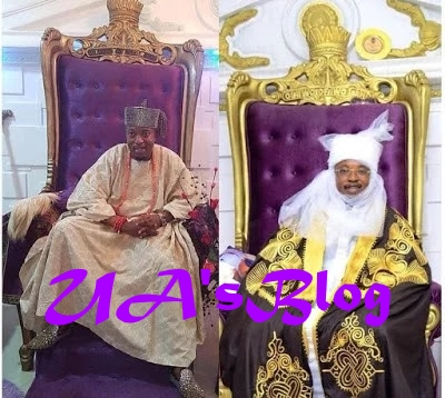 Yoruba youths attack Oba Akanbi for dressing like Emir, adopting title