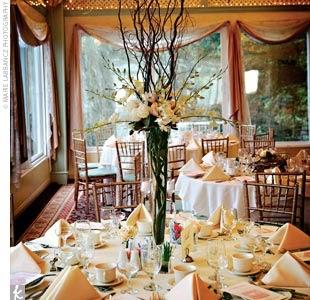 Tall Wedding Centerpiece Vases